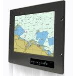 "LCD Viper 12.1"" TouchScreen Panel Mount Marino"