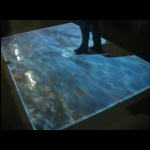 Pavimento interattivo