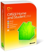 Microsoft Office 2010 Home and Student (PKC)