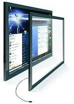 "47.1"" Wide IR Touch USB - 10 Tocchi Certificati"