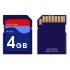 Modulo memoria Flash Secure Digital 4GB