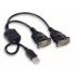 Convertitore USB a 2 Seriali RS232