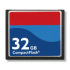 Modulo memoria Compact Flash 32GB
